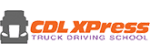 CDL Xpress Truck Driving School, Inc. Logo