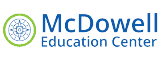 McDowell Education Center Logo